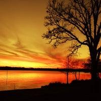 Photo taken at White Rock Lake by Warren P. on 2/9/2013
