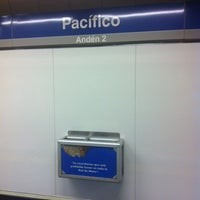 Photo taken at Metro Pacífico by Robert S. on 4/30/2014