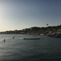 Снимок сделан в Semizkum Beach Silivri пользователем Mustafa Ş. 9/19/2017
