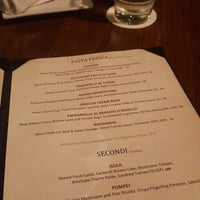 Photo taken at Matteo's Osteria by Grace S. on 9/1/2017
