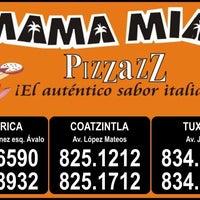 Photo taken at Pizza mama mia by Mamamia P. on 10/18/2013