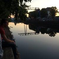 Das Foto wurde bei Griessmühle von Laura H. am 7/20/2014 aufgenommen