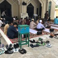 Photo taken at Masjid As Salam Kantor Samsat Banjarmasin by Muhammad E. on 8/25/2017