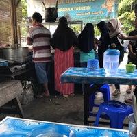 "Photo taken at Warung ""Kaum"" Ketupat Kandangan by Muhammad E. on 5/25/2017"