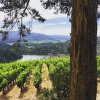 Photo taken at Viader Vineyards by Max M. on 6/20/2015