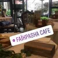 Photo prise au Faik Pasha Cafe par Hülücan 👉 le5/6/2018