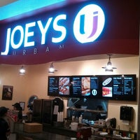 Photo taken at Joey's Urban Market Mall by Fred F. on 10/19/2013