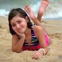 Photo taken at Gordon's Pond Beach by Courtney H. on 8/3/2015