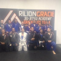 Photo taken at Rilion Gracie SP by Diogo S. on 11/22/2013