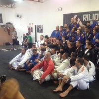 Photo taken at Rilion Gracie SP by Diogo S. on 10/26/2013