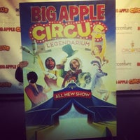 Photo taken at Big Apple Circus by Brian H. on 12/1/2012