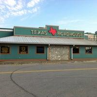 Photo taken at Texas Roadhouse by Jason K. on 5/14/2013
