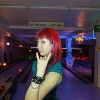 Photo taken at Danforth Bowl by Heather L. on 9/29/2012