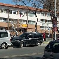 Photo taken at Çankaya Anadolu Lisesi by Orhan K. on 3/23/2014