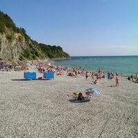 Photo taken at Black sea by Vartan S. on 6/13/2014