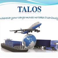 Photo taken at Talos Shipping & Forwarding by TC Tulay D. on 10/25/2013