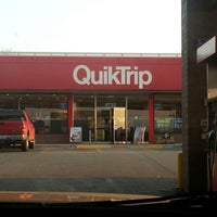 Photo taken at QuikTrip by Brandi B. on 3/31/2013