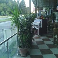 Photo taken at Palmiye Restaurant by Şeyda K. on 11/4/2013