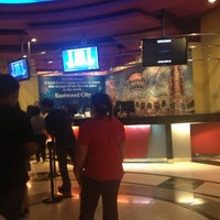 Photo taken at Eastwood Cinemas by OJ E. on 2/16/2013