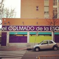 Photo taken at El Colmado by Gianfranco L. on 3/20/2013