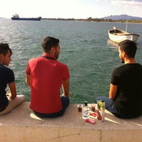 Photo taken at Gediz Spor Salonu by Bekir T. on 9/27/2016