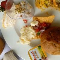 Photo taken at Vista Food Court by Anantha Lakshmi R. on 2/18/2016