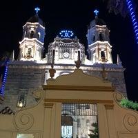 Photo taken at Santuario de Nuestra Señora de la Soledad by Enrique M. on 3/19/2018