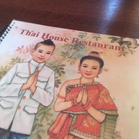 Photo taken at Thai House by William K. on 10/29/2017
