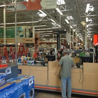 Photo taken at The Home Depot by Ulas T. on 5/5/2014