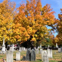 Photo taken at Mountain View Cemetery by Angela on 10/17/2012