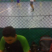 Photo taken at Champion Futsal Arena by Equality B. on 10/27/2013