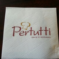 Photo taken at Pertutti by Maxi R. on 2/18/2014
