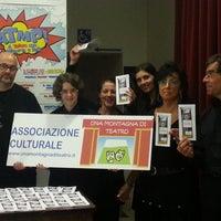 Photo taken at Una Montagna di Teatro by Una Montagna di Teatro on 10/19/2013