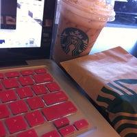 Photo taken at Starbucks by B on 11/6/2012