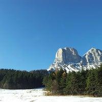 Photo taken at Col De L'arzelier by Pr K. on 12/7/2013