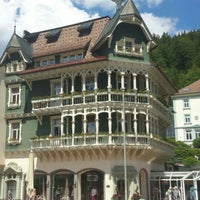 Photo taken at Sankt Blasien by saucy i. on 6/4/2015