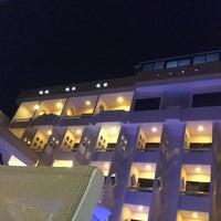 Photo taken at Olas Altas Inn Hotel & Spa Mazatlan by Jesus P. on 11/12/2017