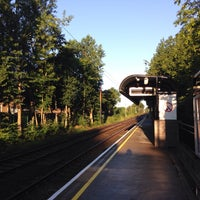 Photo taken at Kingston Park Metro Station by Anorak In The... on 8/15/2017