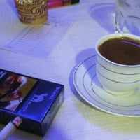 Photo taken at Çınar Altı Cafe by Derya S. on 9/30/2015