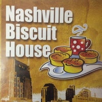 Photo taken at Nashville Biscuit House by Bo C. on 3/10/2013