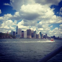 Photo taken at New York Harbor by Ty J. on 8/4/2013
