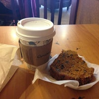 Photo taken at Caribou Coffee by Hugh B. on 11/5/2012