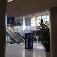 Photo taken at La Crosse Regional Airport (LSE) by April S. on 9/29/2013