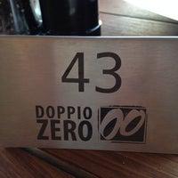 Photo taken at Doppio Zero by Hanlie S. on 12/4/2013