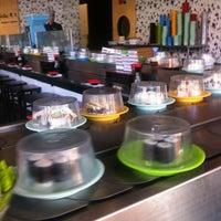Photo taken at Oi Sushi by Myron B. on 11/5/2012