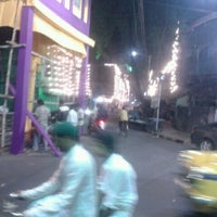 Photo taken at Entally Market by Rajiv Ranjan D. on 11/9/2013