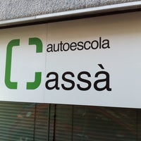 Photo taken at Autoescola Cassà by Manel N. on 10/21/2013