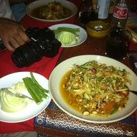 Photo taken at Baan Bang-la Restaurant by Николай Р. on 2/23/2014