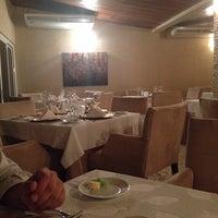 Photo taken at Ristorante La Piazzeta by Alejandra D. on 10/22/2014