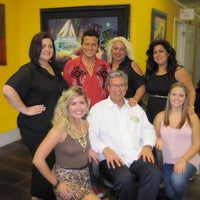 Photo taken at The Studio - Hair & Tanning by The Studio K. on 12/13/2013